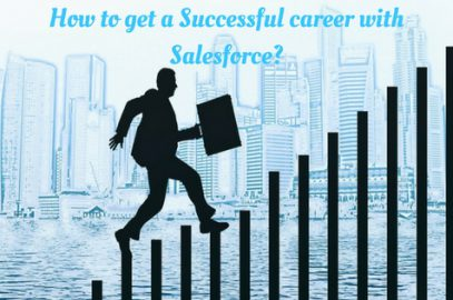 How to Jump start your Salesforce career?
